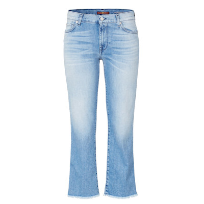 7 for all mankind Jeans Cropped Boot, Bootcut, Vintage-Look