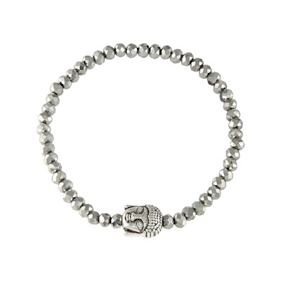 Style Heaven Armband, Buddha-Anhänger, Asia-Style