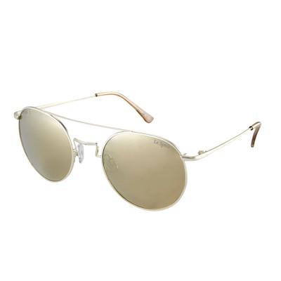 Le Specs Sonnenbrille, Spiegelgläser, Aviator-Style