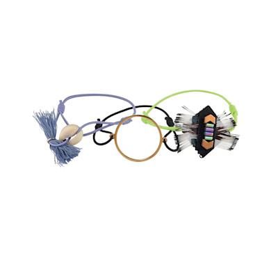 HANAMI Armband-Set, 3-tlg., Ethno