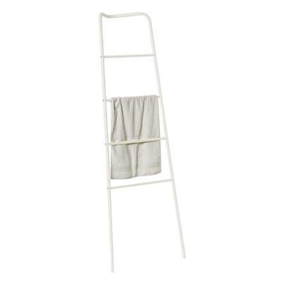 miaVILLA Handtuchhalter Leiter, Metall, Höhe ca. 172 cm