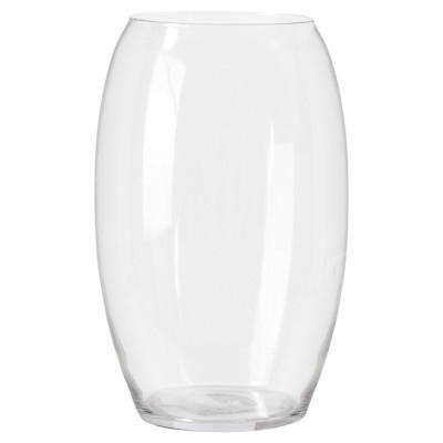 Glasvase Finn, 100 % Glas, H 35 x Ø 22 cm