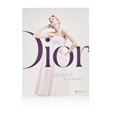 """Dior """"Buch """"""""Zeitlose Eleganz"""""""", Bildband Haute Couture/New Look"""""""
