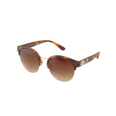 BURBERRY Sonnenbrille, mattes Finish, klassisch