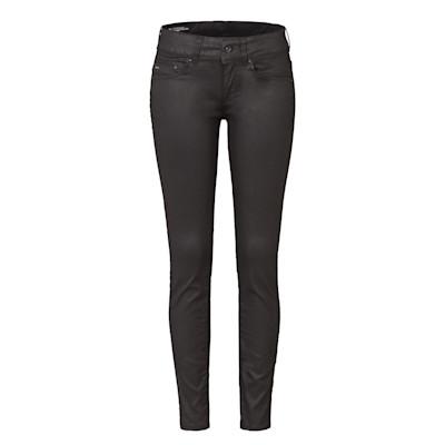 G STAR RAW Jeans, skinny Midge Cody Mid, leicht glänzend, Skinny, Baumwollmix