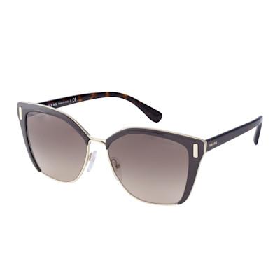 PRADA Sonnenbrille, Cat-Eye, luxuriös