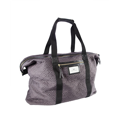 DAY Tasche, Weekender in edler Steppoptik