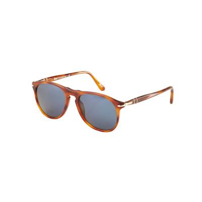Persol Sonnenbrille, Hornoptik, Farbverlauf, klassisch