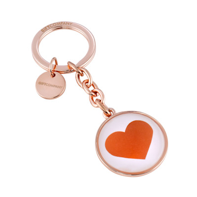 GIFTCOMPANY Schlüsselanhänger, Motivplakette, Logoanhänger, Messinglegierung