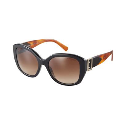 BURBERRY Sonnenbrille, Farbverlauf, edel