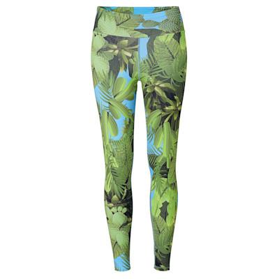 Hey Honey Leggings, Print, Kaktus-Print, figurbetont, sportlich