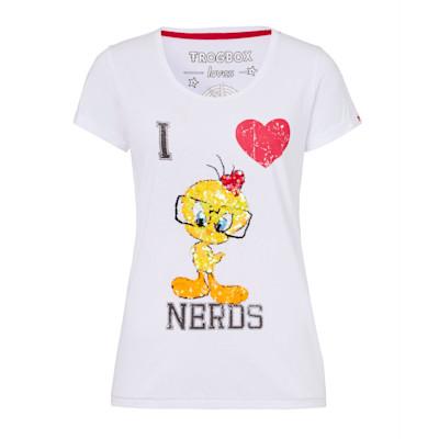 FROG BOX Shirt, Comic-Look, leger