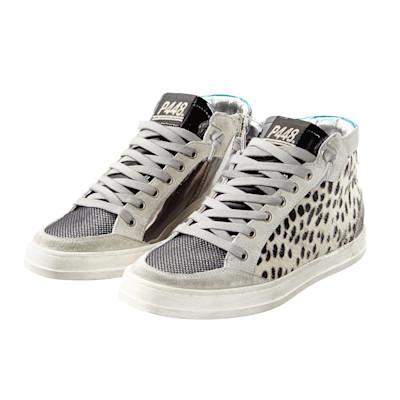 Sneaker, Leomuster, Frotteefutter