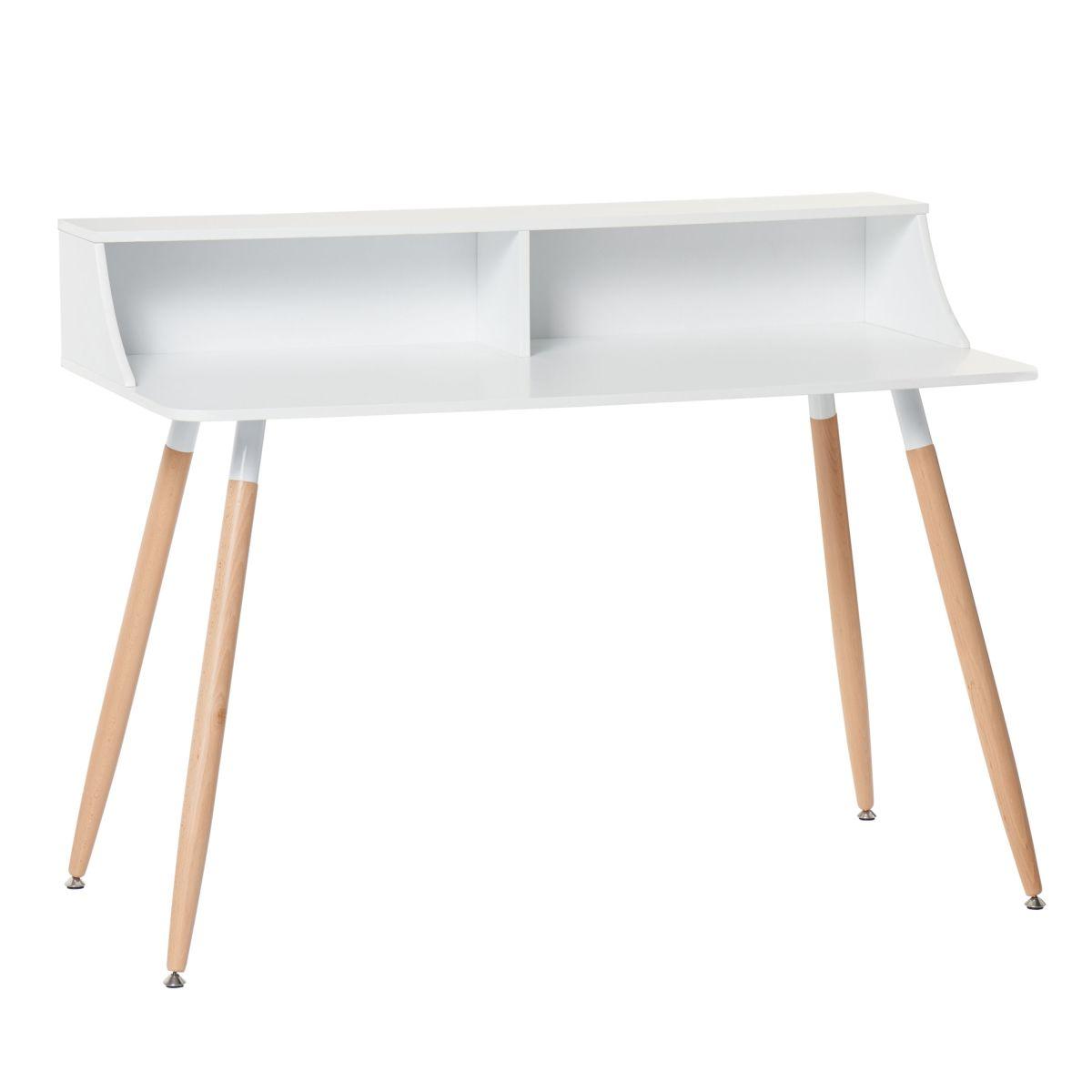 schreibtisch lorina skandinavisch g nstig schnell einkaufen. Black Bedroom Furniture Sets. Home Design Ideas
