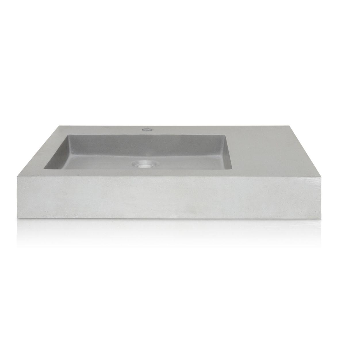 waschbecken beton optik g nstig schnell einkaufen. Black Bedroom Furniture Sets. Home Design Ideas