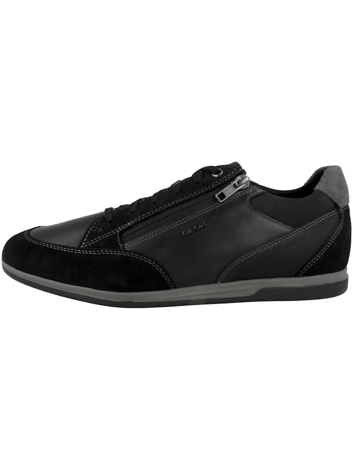 geox - Sneaker low U Renan A  schwarz
