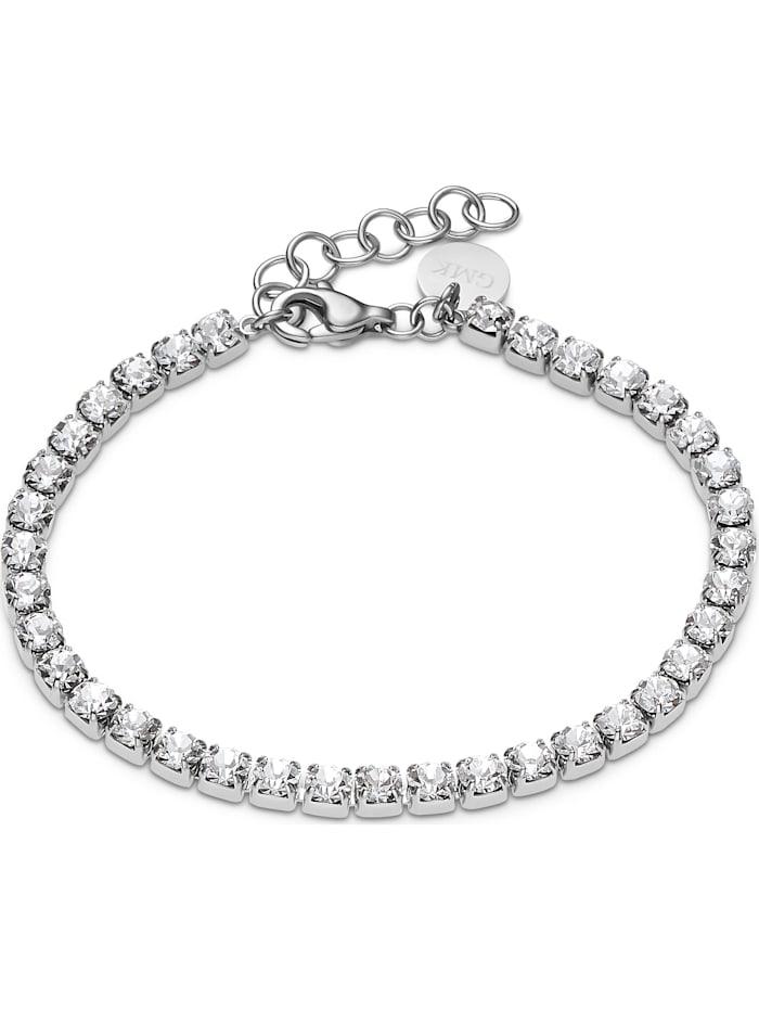 guido maria kretschmer collec. - GMK Collection Damen-Armband Edelstahl  silber