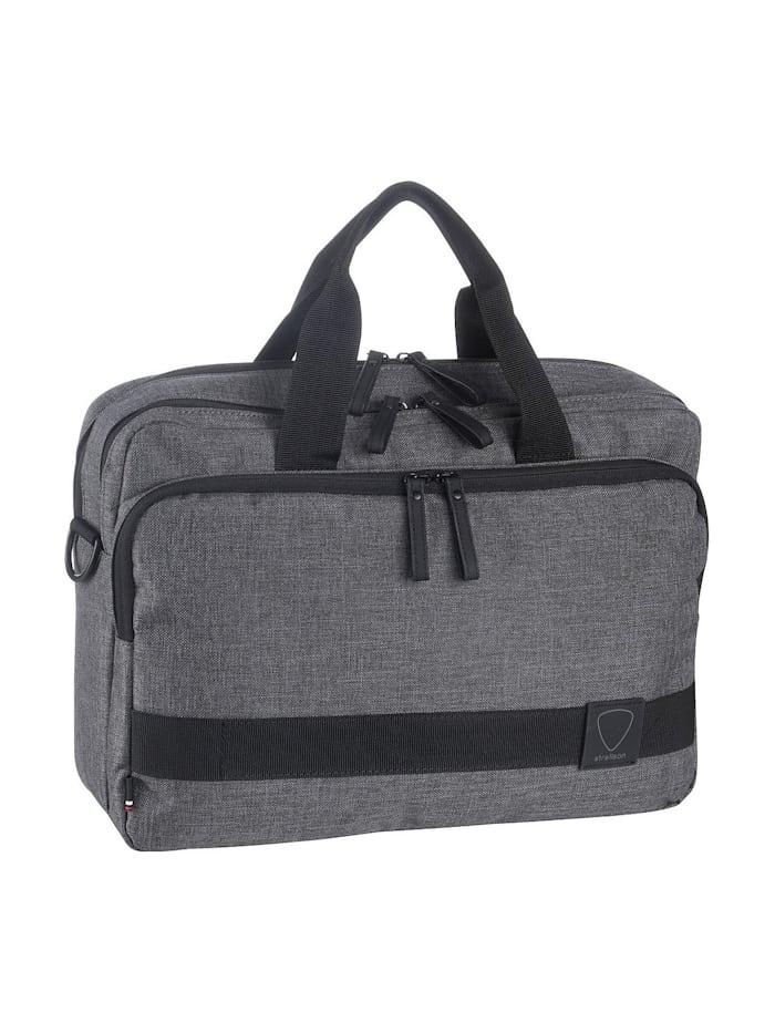 strellson - Northwood Briefbag Mhz Umhängetasche  dunkelgrau