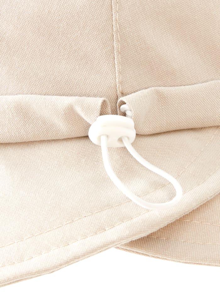 UV-Schutz Hut Faustmann beige