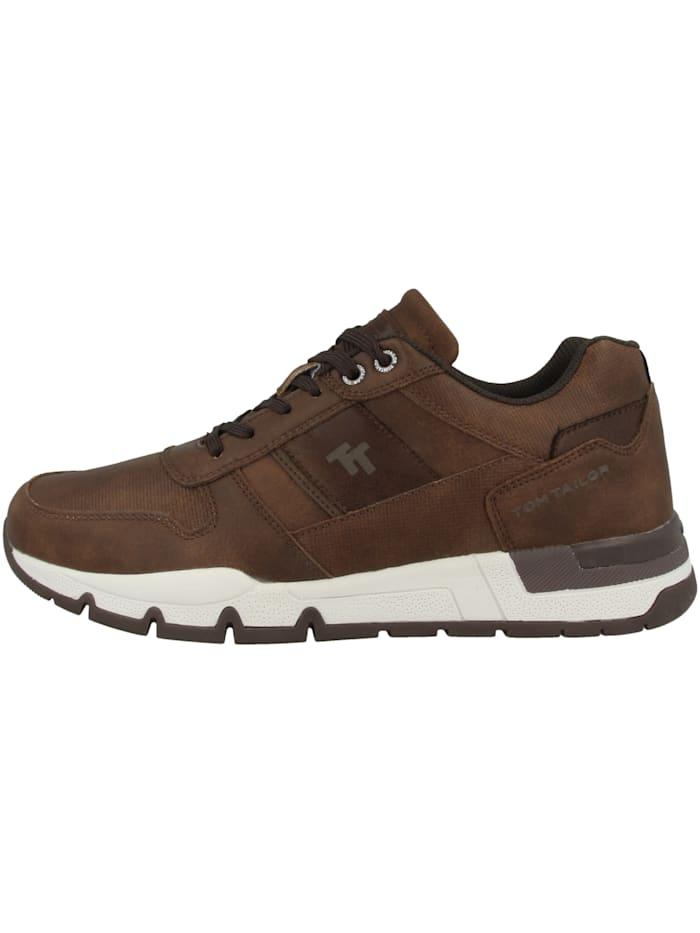 tom tailor - Sneaker low 2183401  braun