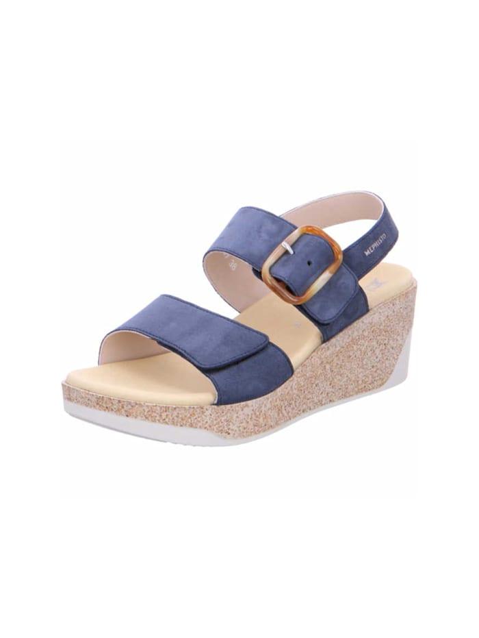 mephisto - Sandale Sandale  blau