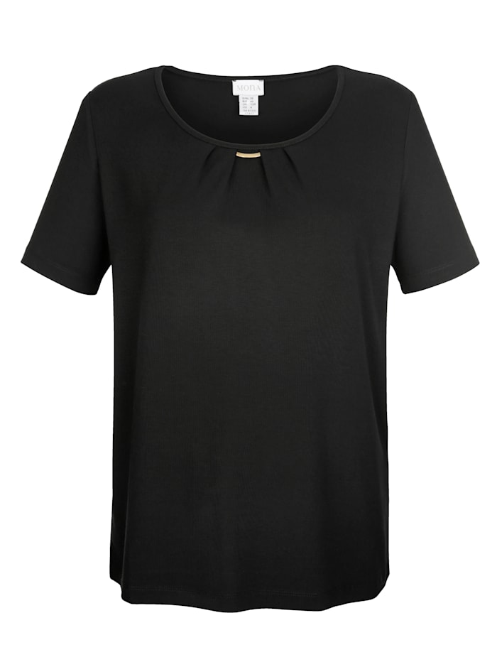 Shirt MONA Zwart