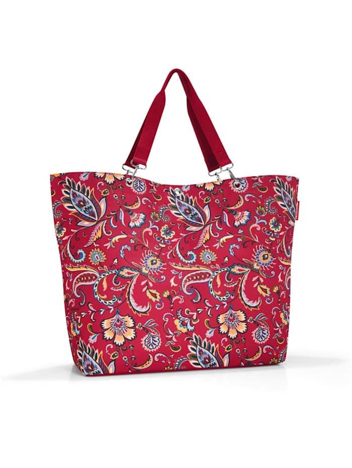 reisenthel - Einkaufstasche shopper XL  paisley ruby