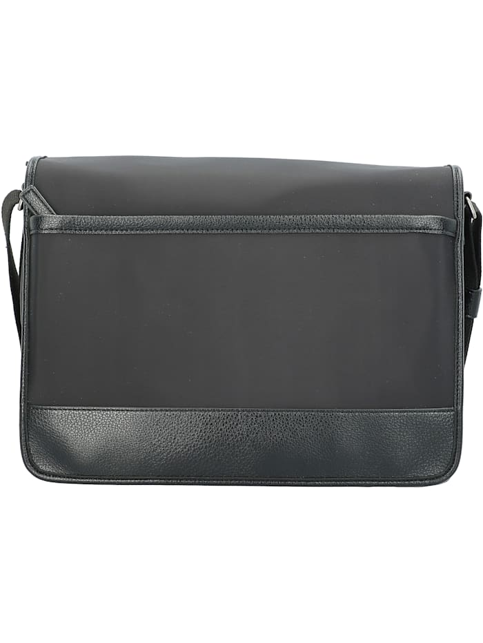 picard - S'Pore Messenger Bag Tasche 35 cm Laptopfach  schwarz