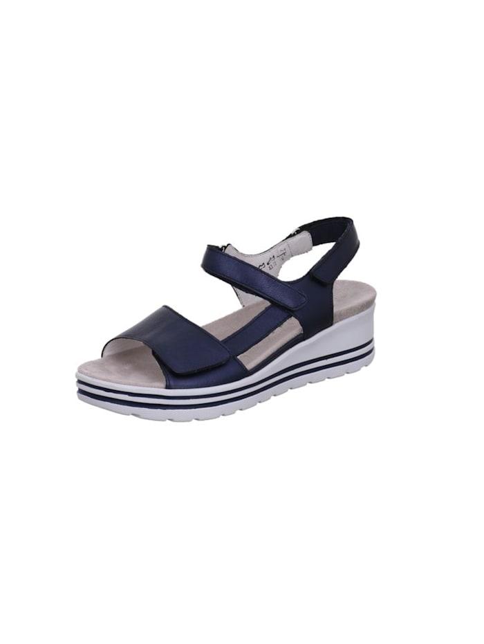 waldläufer - Sandale Sandale  blau