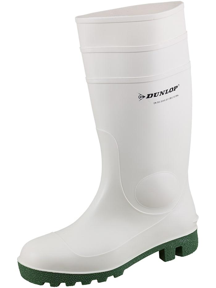 dunlop - Stiefel  Protomastor  weiß