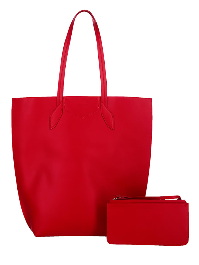 Shopper, Patrizia Pepe rot Must-Have Offer 8360