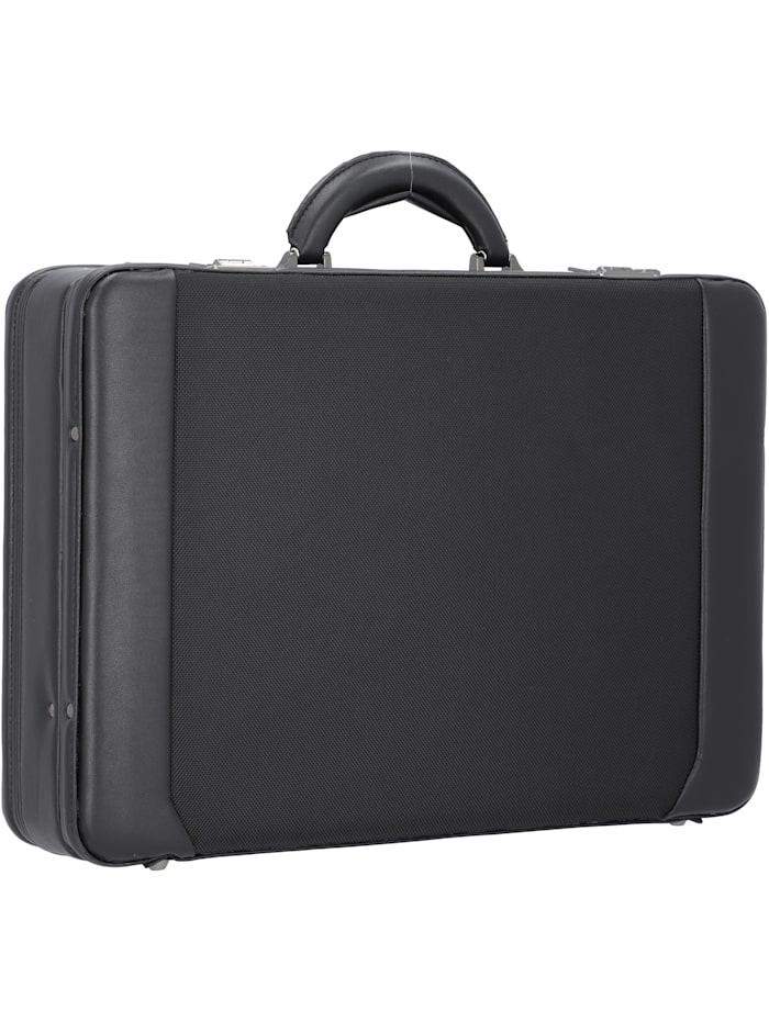 alassio - Modica Aktenkoffer 45 cm Laptopfach  schwarz