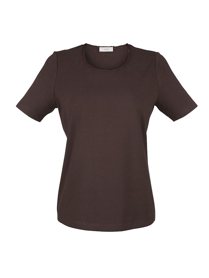 Shirt MONA Bruin