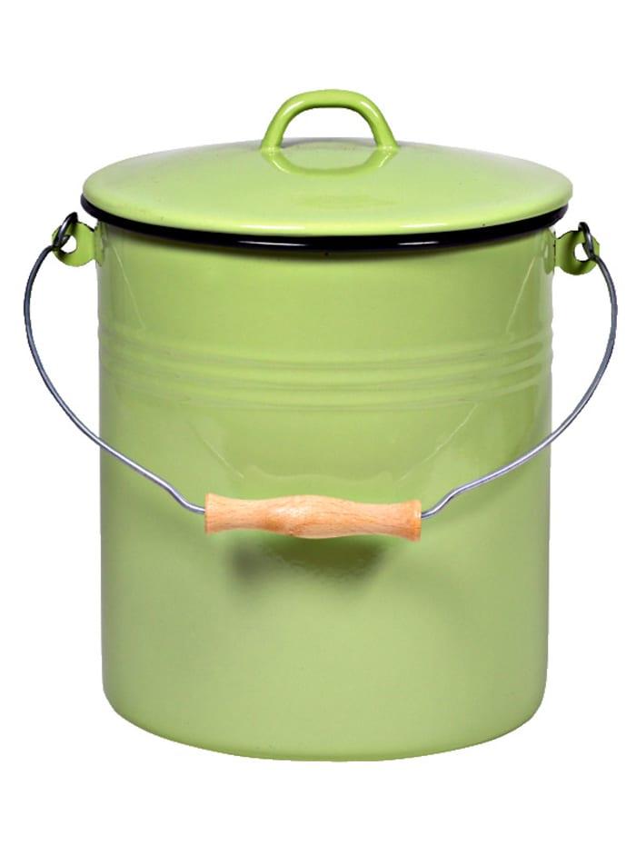 Afvalemmer Krüger groen