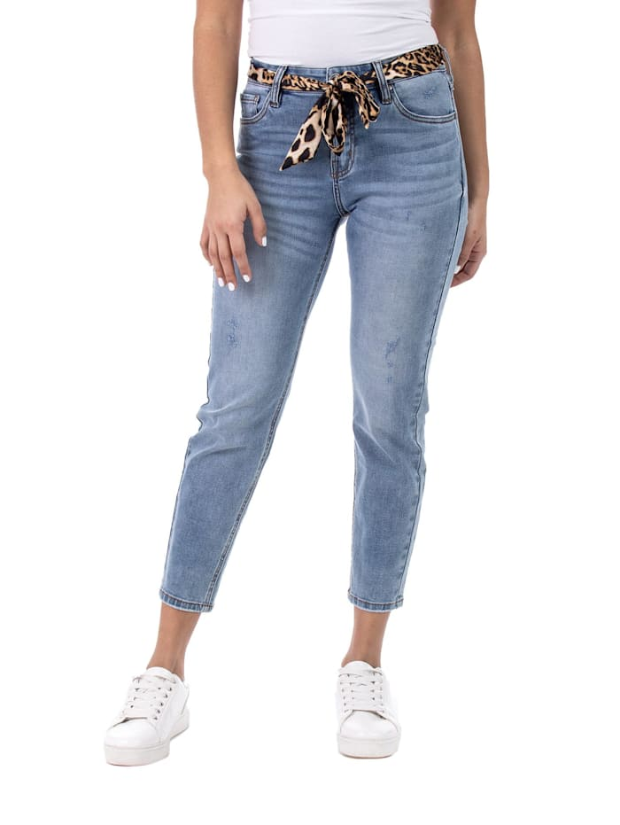 blue monkey - Jeans Hannah 30194  blue