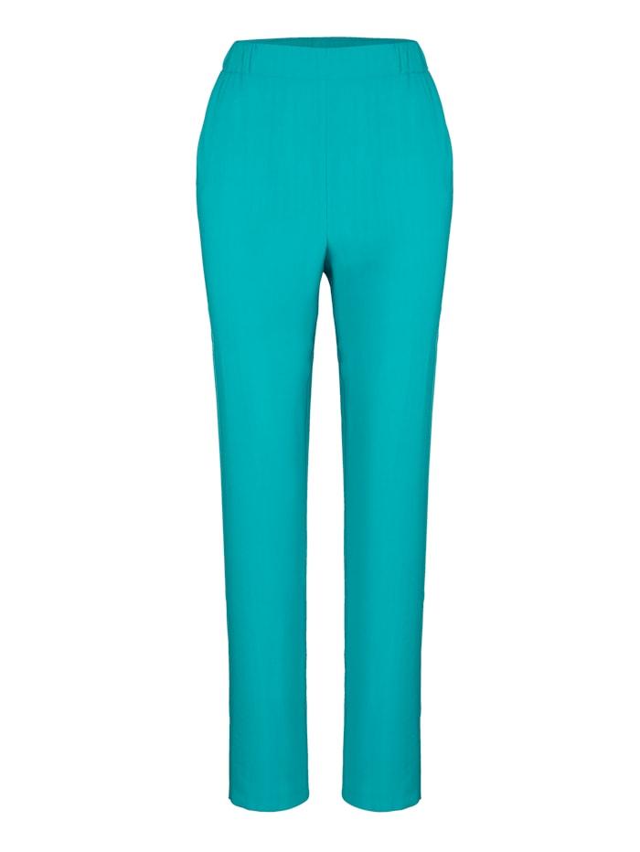 Instapbroek MONA Turquoise