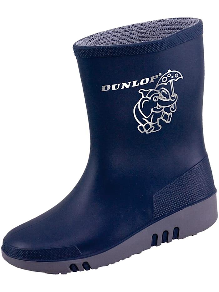 dunlop - Stiefel  Mini blau/grau  blau