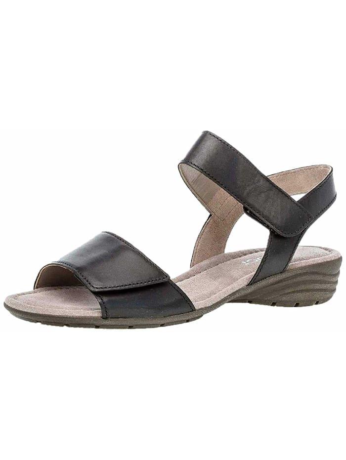 gabor - Sandale Sandale  schwarz