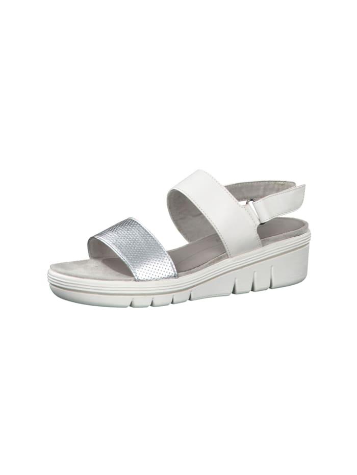 marco tozzi - Sandale Sandale  blau