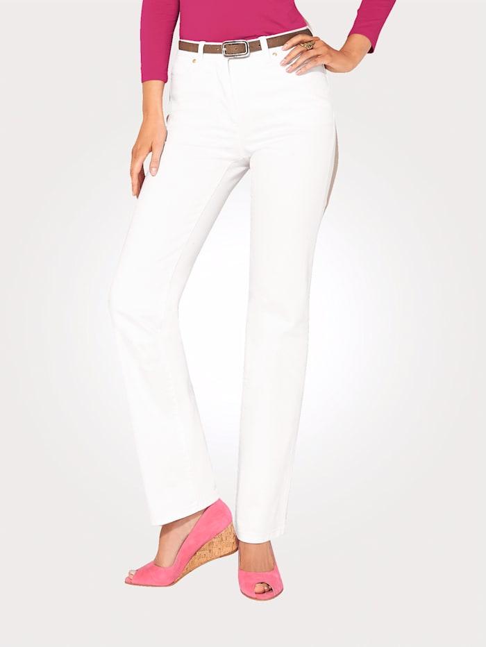 Jeans Artigiano Wit