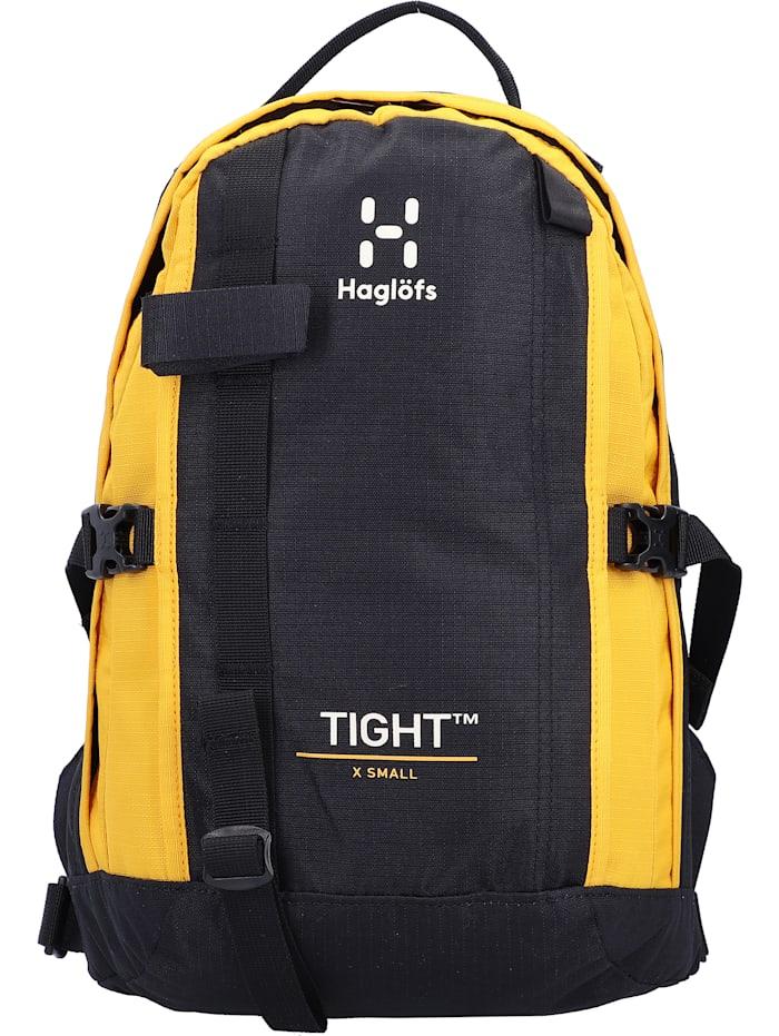 haglöfs - Tight X-Small Rucksack 39 cm  true black/pumpkin yellow