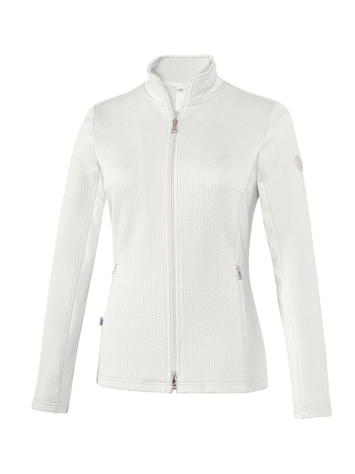 joy sportswear - Freizeitjacke KRISTA  white