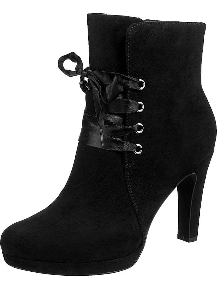 tamaris - Klassische Stiefeletten  schwarz