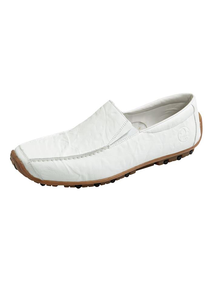 rieker - Slipper  Weiß