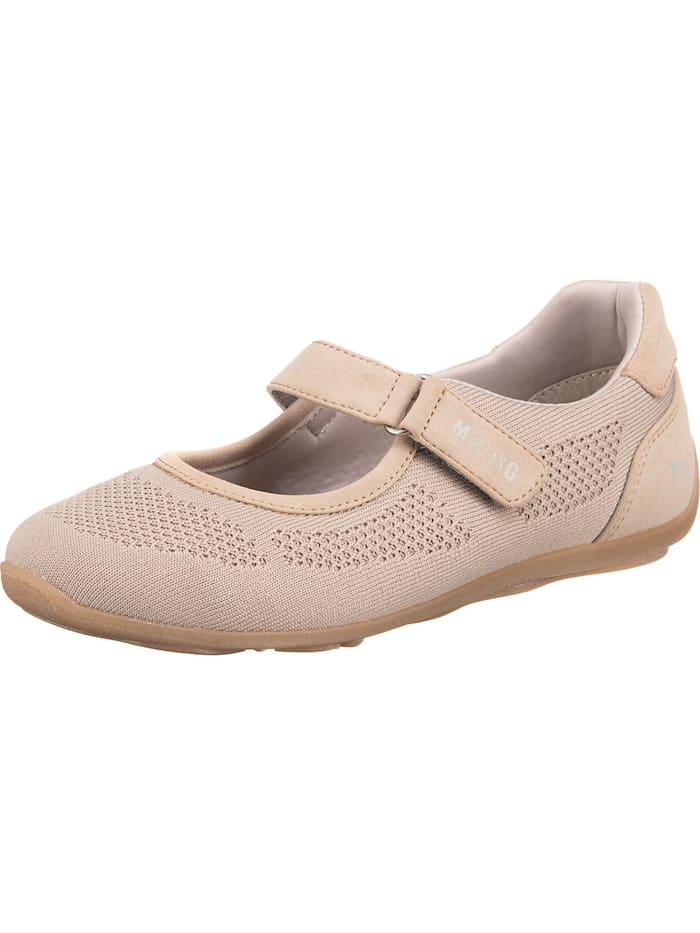 mustang - Komfort-Ballerinas  beige
