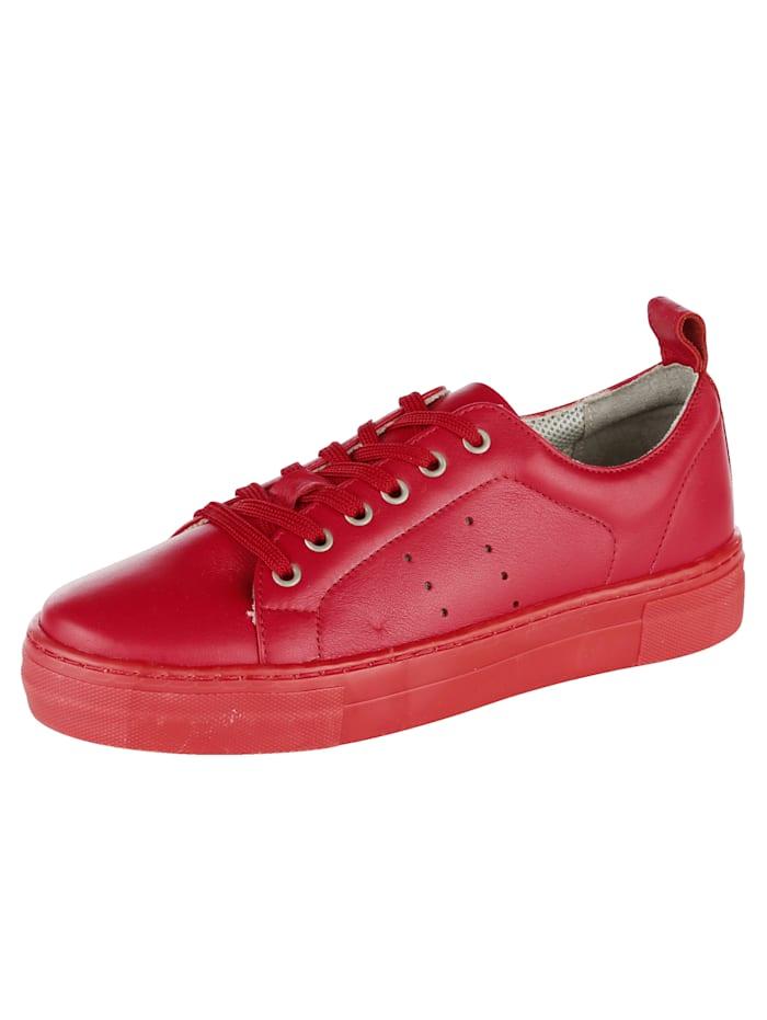 Sneaker Liva Loop Rood
