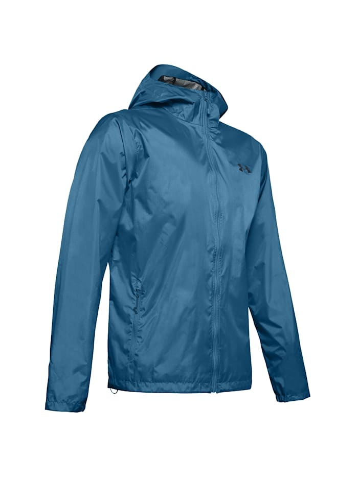 under armour - Funktionsjacke Forefront  blau