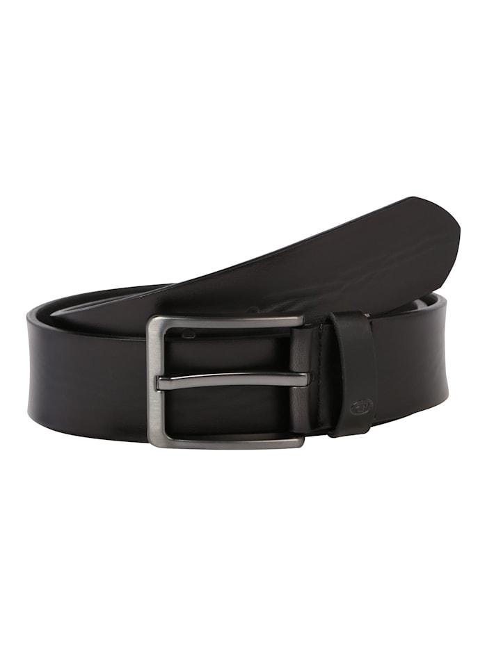 tom tailor - Gürtel ROM  black uni