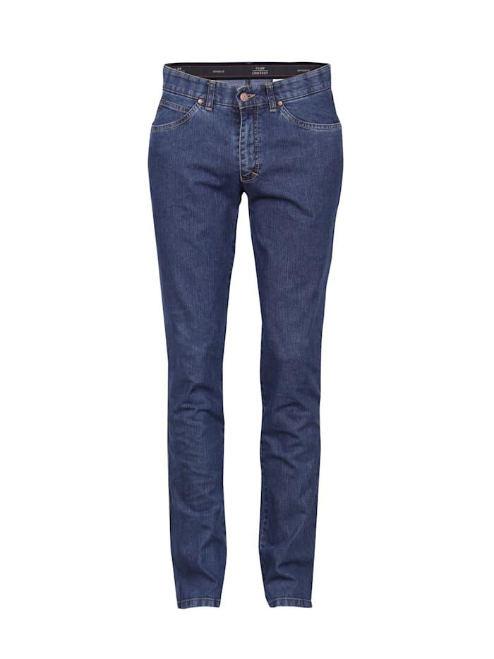 club of comfort - Jeans JAMES  4631 im Straight-Fit  mittelblau 44