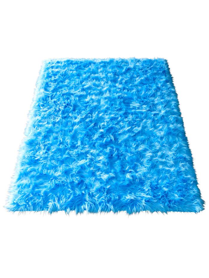 Vloerkleed Flori Casamaxx Blauw